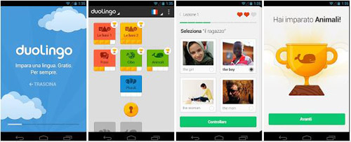 Duolingo-screen