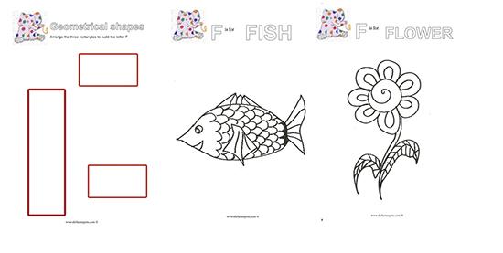 letterFprintables